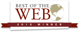 Winner Best of Web 2015