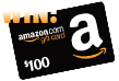 Win $100 Amazon Gift Card!