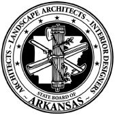AR State Board of Architects Seal