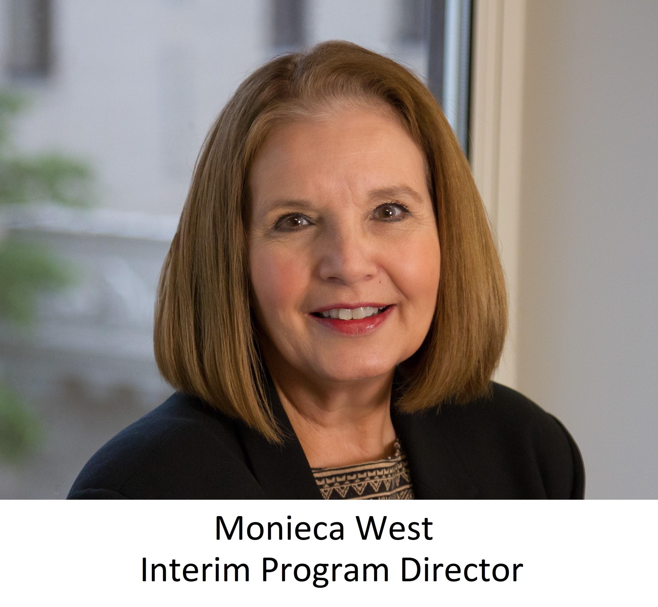 Monieca West, Interim Program Director