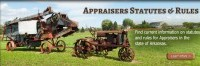 Appraisers Statutes and Rules