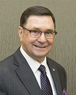 Mayor Gary Baxter