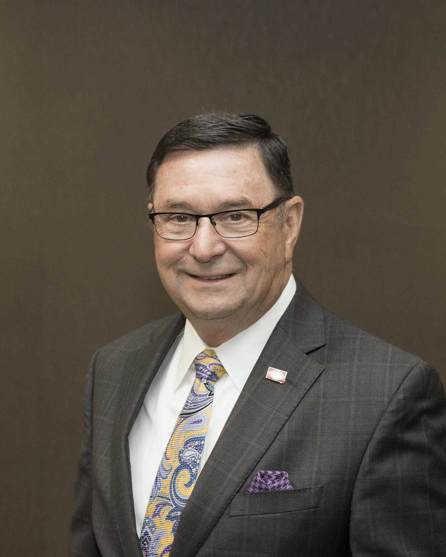 Mayor Gary Baxter