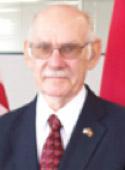 Commissioner C.S. Walker