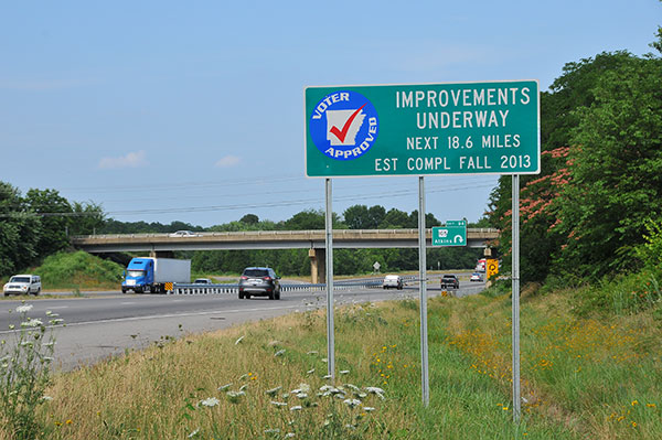 All across Arkansas work is being performed on state highways to ensure a safe and smooth journey in the Natural State!