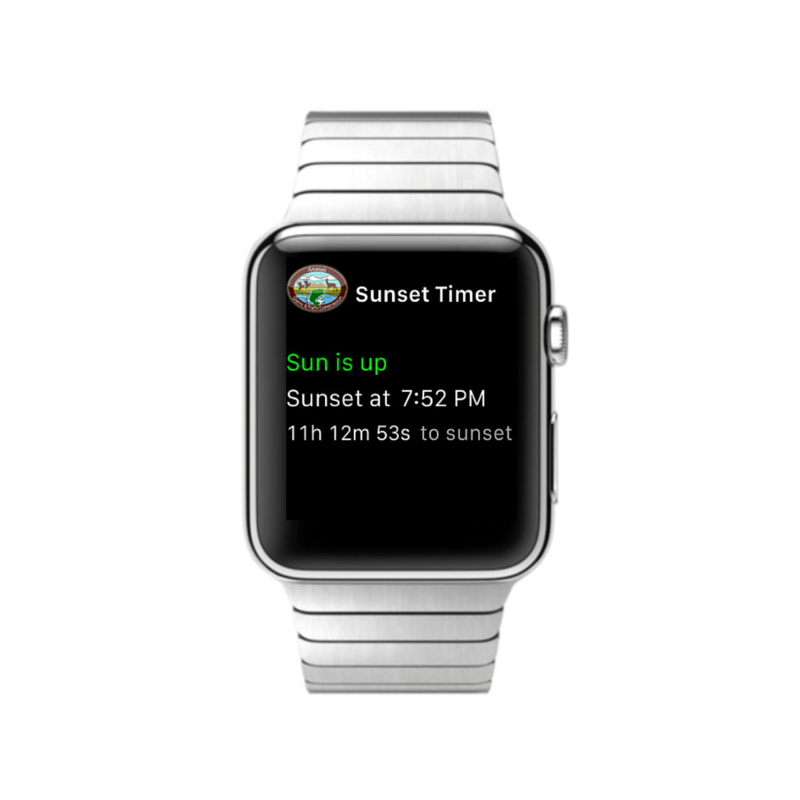 AGFC Apple Watch App