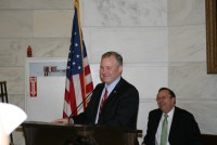Pastors Prayer Assembly and Pre-K Day at the Capitol