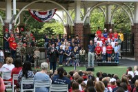 Forest Park Elementary Patriotic Assembly