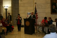 Day at the Capitol for Individuals with Disabilities