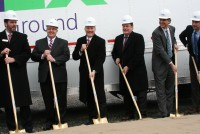 FedEx Facility Groundbreaking Ceremony Mabelvale, AR