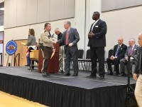 Arkansas Law Enforcement Training Academy Graduation