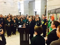 Arkansas 4-H Day at the Capitol