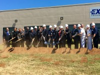 Exide Technologies' Project Neptune Groundbreaking in Fort Smith
