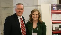 College Student STEM Research Presentations at Capitol