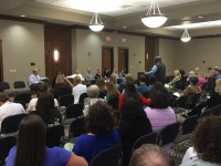 Governor's Council on Common Core Review Jonesboro Listening Tour Session