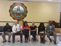 Pine Bluff Chamber of Commerce and Listening Tour Session