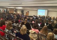 Million women Mentors Jonesboro Kick-Off