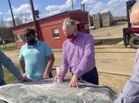 South Arkansas Intermodel Park's Redevelopment Plans for former Paper Mill- Camden