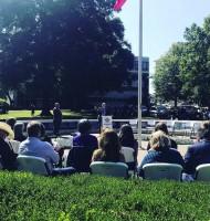 Fallen Officers Memorial- 2020