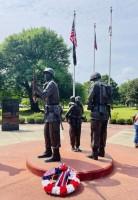 68th Anniversary of Korean War Armistice- 2021