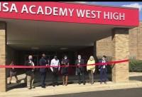 Grand Opening of New LISA High School- 2020