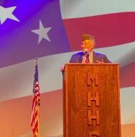 Mountain Home Veterans Ceremony- 2021