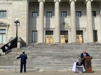 Arkansas POW/MIA Remembrance Ceremony-2020
