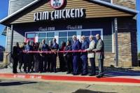 Slim Chickens' 100th Location- West Little Rock