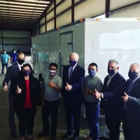 New Cynergy Cargo Manufacturing Plant in Crossett