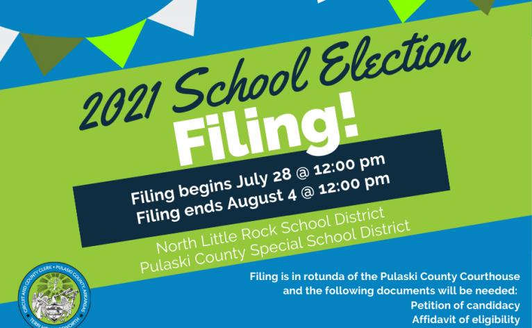 2021 SCHOOL ELECTION