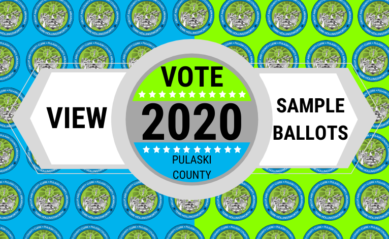 VIEW YOUR SAMPLE BALLOT