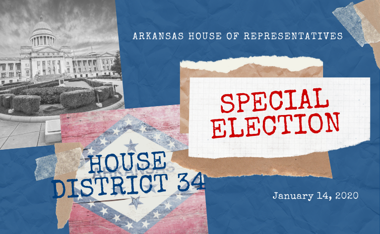 HOUSE DISTRICT 34 SPECIAL ELECTION