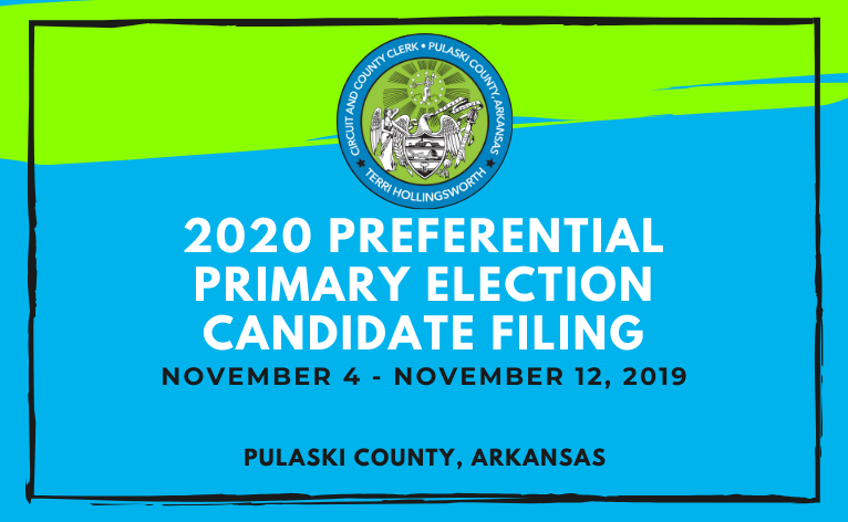 2019 CANDIDATE FILING