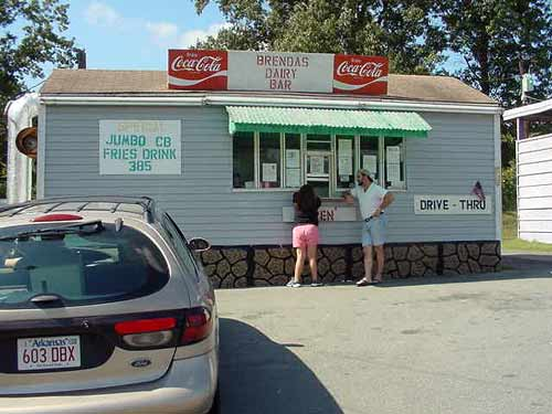 Brenda's Dairy Bar