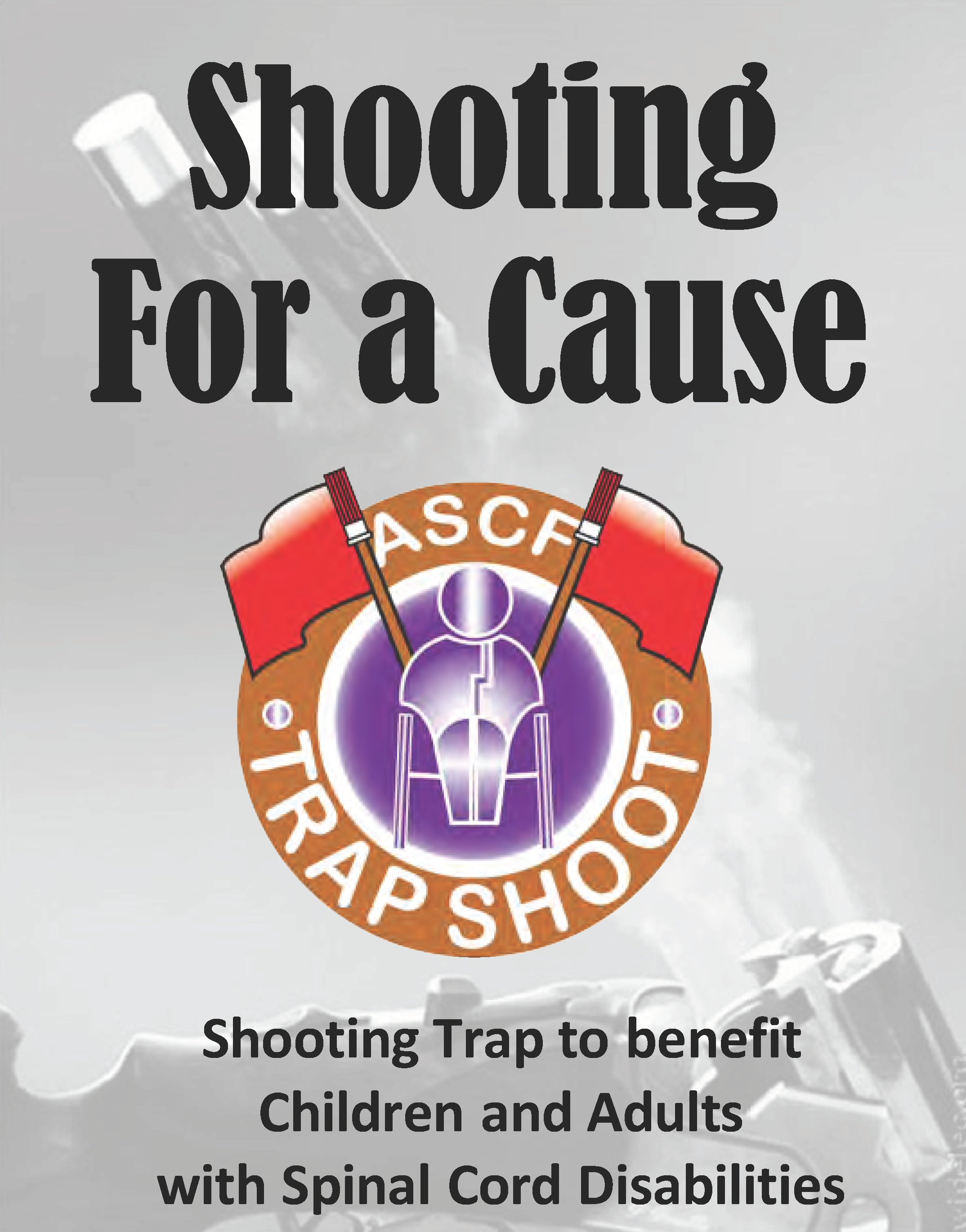Shooting for a Cause