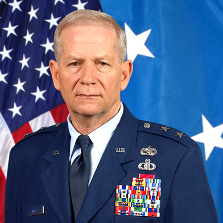 Major General Mark Berry